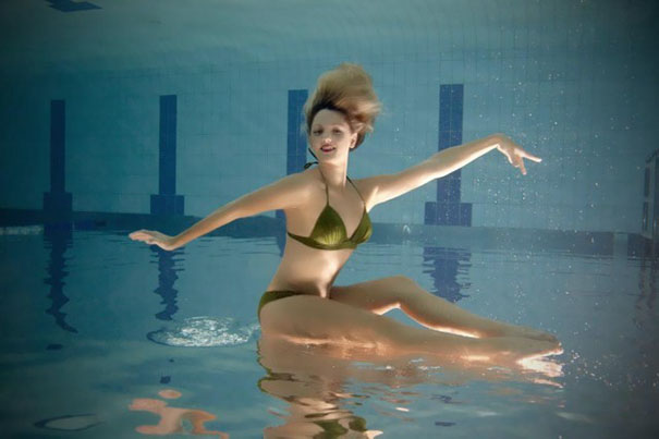 Surrealistas fotos que juegan con la perspectiva 9