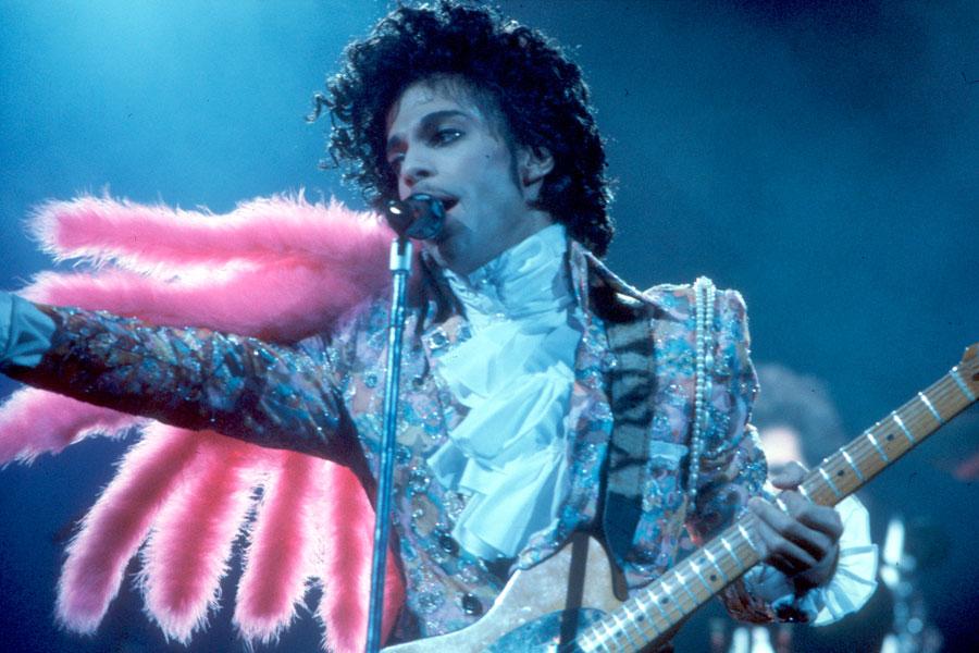 Todos los peinados de Prince, de 1978 hasta el 2013 rip 03