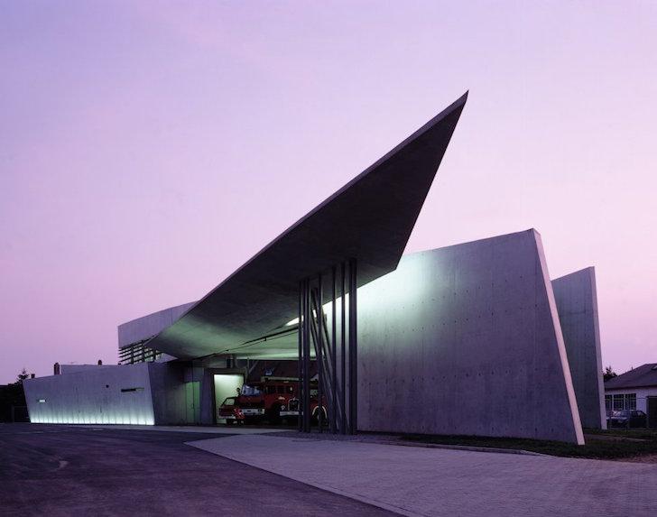 Trabajo del ícono de la arquitectura Zaha Hadid 2