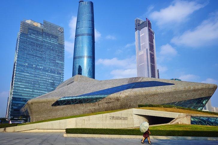 Trabajo del ícono de la arquitectura Zaha Hadid 9
