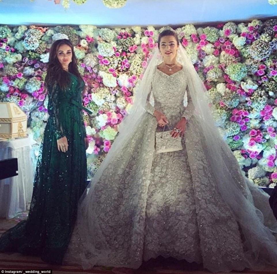 Un magnate ruso gastó $1 billón de dólares en el matrimonio de su hijo 02
