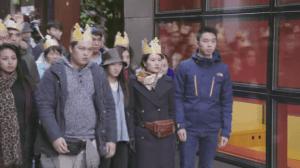 Unos turistas se llevan un gran susto con la nueva promoción de Burger King