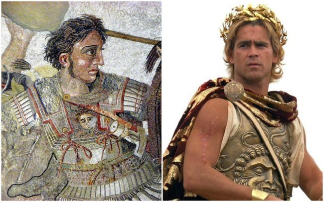 cómo lucen emblemáticos personajes historicos en la realidad2