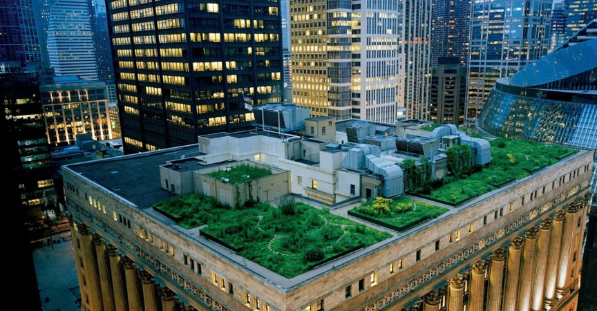 Cuando la naturaleza y la arquitectura conviven taringa for Cuando se creo la arquitectura