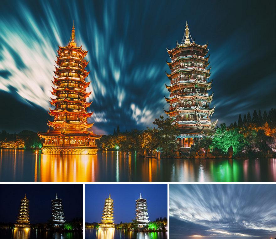 el antes y después y el después de fotos editadas 4