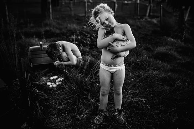 fotos retratan infancia libre sin tecnologías 10