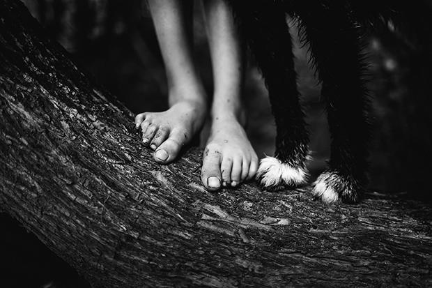 fotos retratan infancia libre sin tecnologías 3