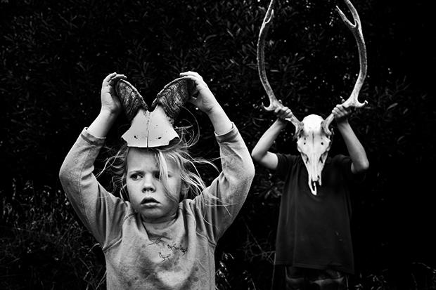 fotos retratan infancia libre sin tecnologías 6