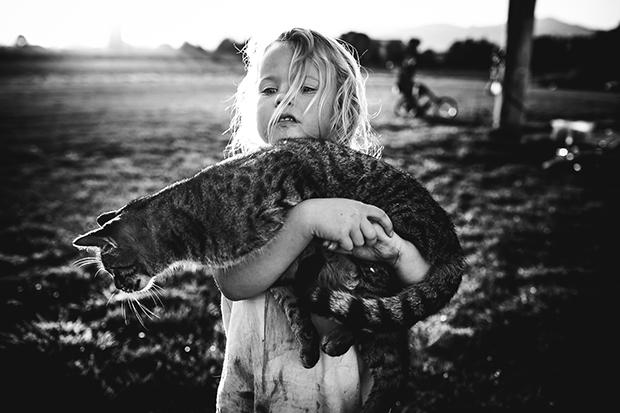 fotos retratan infancia libre sin tecnologías 8