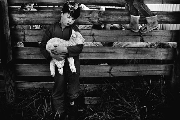 fotos retratan infancia libre sin tecnologías 9