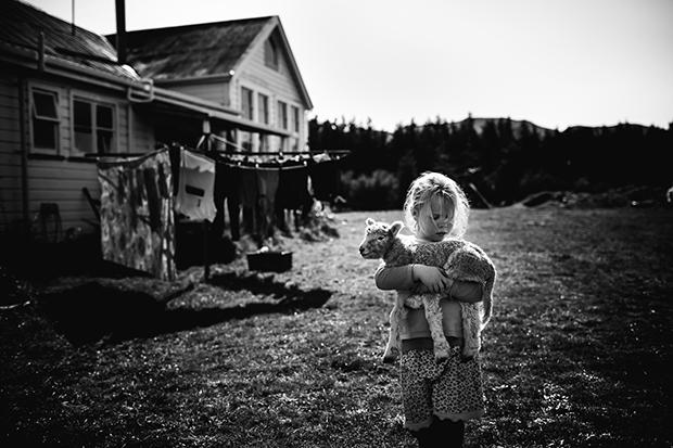 fotos retratan infancia libre sin tecnologías