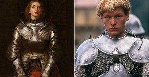 Cómo lucen los históricos personajes de películas en la realidad