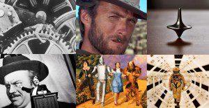 Icónicas escenas de reconocidas películas en los últimos 100 años de la historia del cine