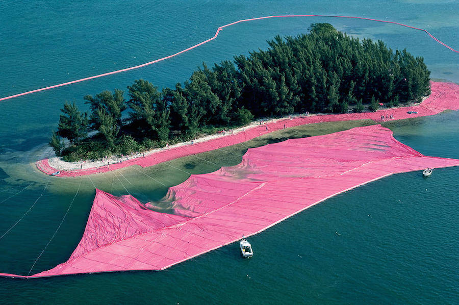 islas rosadas