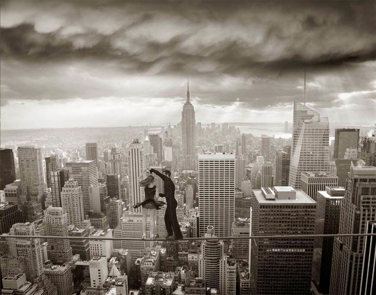 surrealista fotomontaje analógico 11