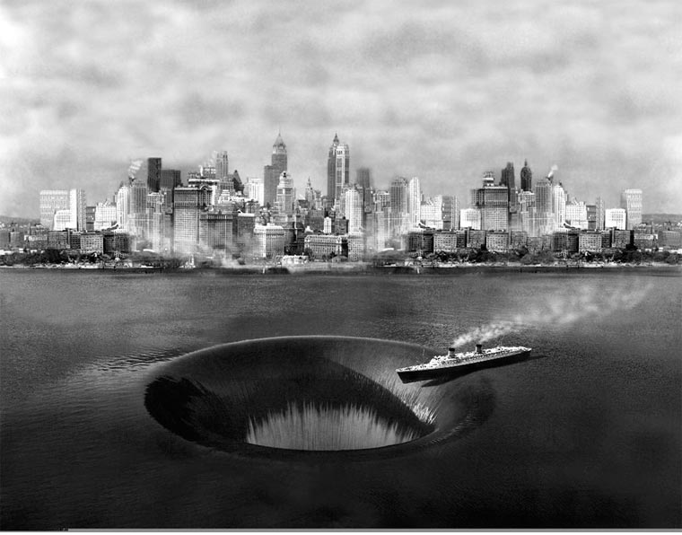 surrealista fotomontaje analógico 3