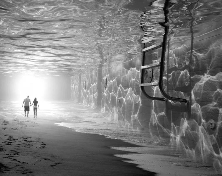 surrealista fotomontaje analógico 5