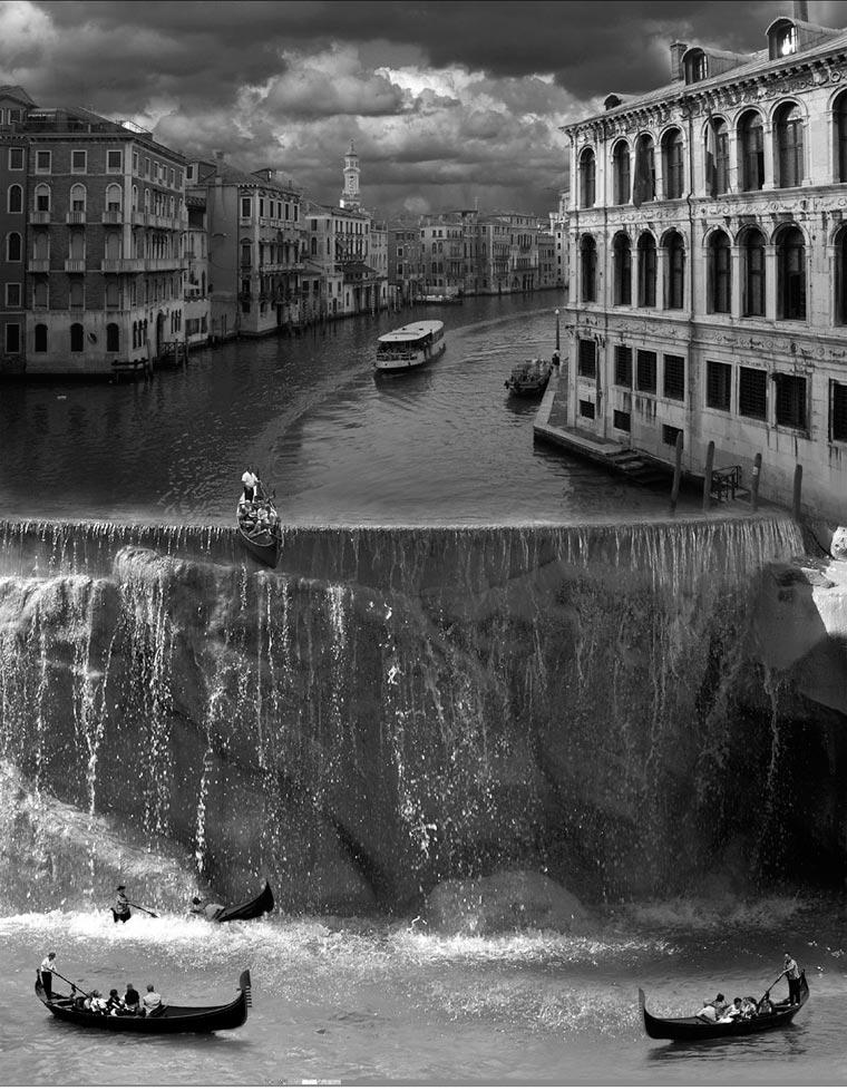 surrealista fotomontaje analógico 8