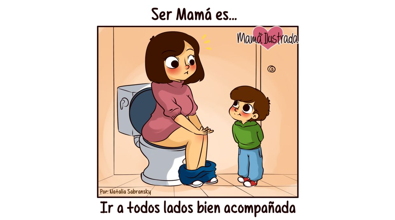 tiernas ilustraciones rinde homenaje a todas las madres3