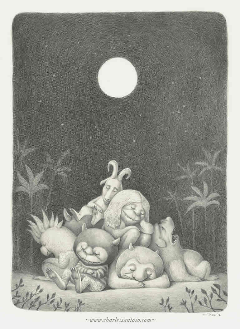 tiernas y adorables ilustraciones 4