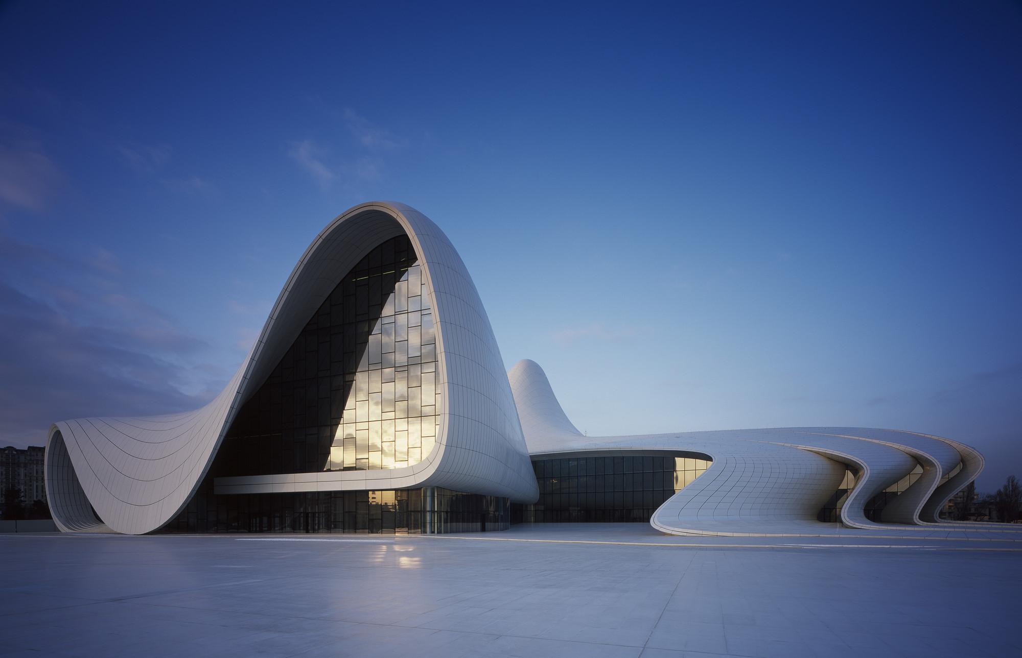 trabajo del ícono de la arquitectura Zaha Hadid 10