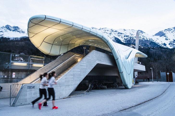 trabajo del ícono de la arquitectura Zaha Hadid 4