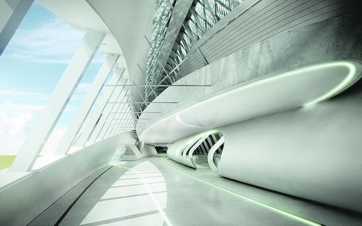 trabajo del ícono de la arquitectura Zaha Hadid 5