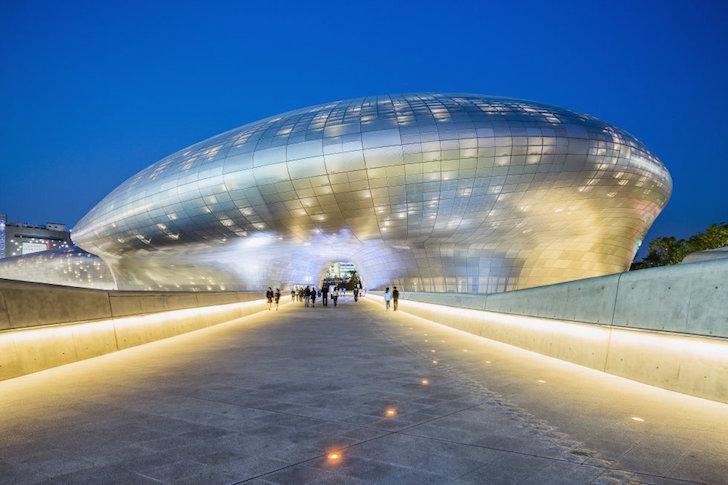 trabajo del ícono de la arquitectura Zaha Hadid 8