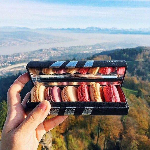"""""""Girl eat world"""", la cuenta de Instagram que enamora con deliciosas fotografías4"""