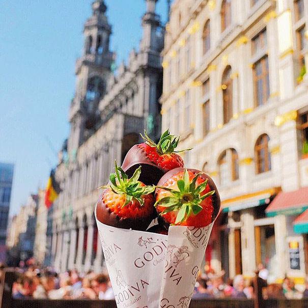 """""""Girl eat world"""", la cuenta de Instagram que enamora con deliciosas fotografías7"""