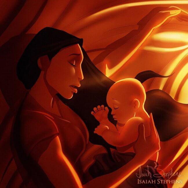 10 momentos de la maternidad que una madre nunca olvidará 04