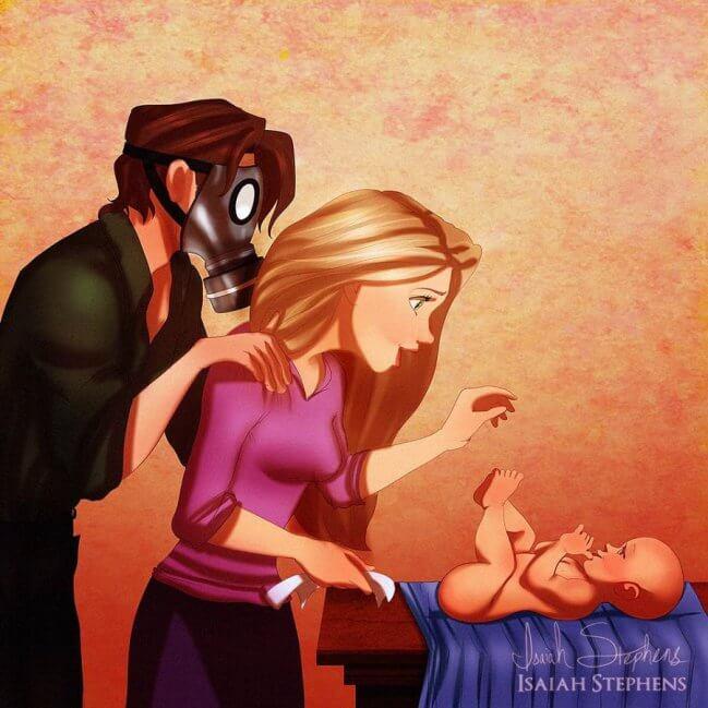 10 momentos de la maternidad que una madre nunca olvidará 06