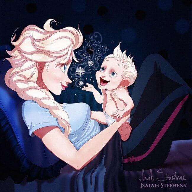 10 momentos de la maternidad que una madre nunca olvidará 09