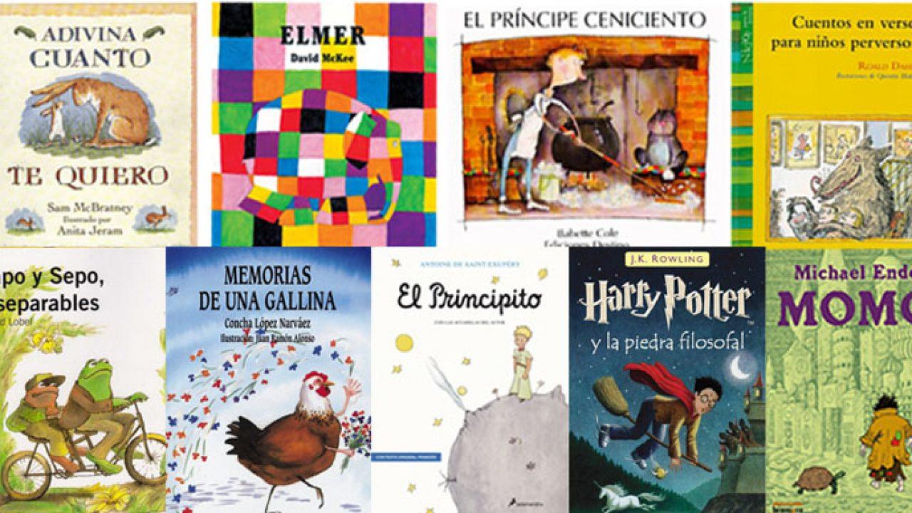 20 Libros Para Que Los Niños Se Enamoren De La Lectura Antes De Los 13 Años últimas Noticias De La Actualidad Noticias Virales Mott