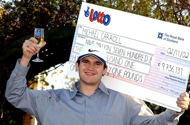 7 ganadores de lotería que no supieron aprovecharlo