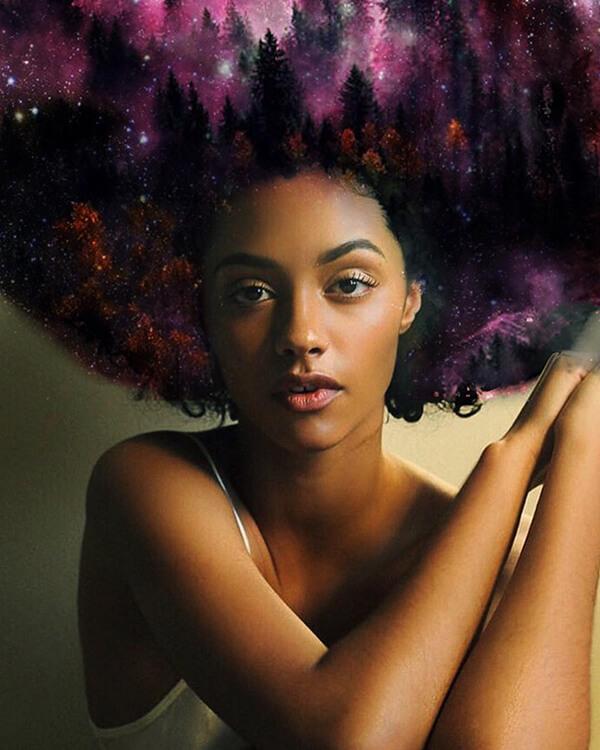 Conoce las increíbles cabelleras de estas mujeres afro1