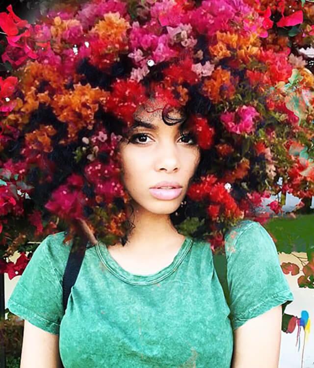 Conoce las increíbles cabelleras de estas mujeres afro12