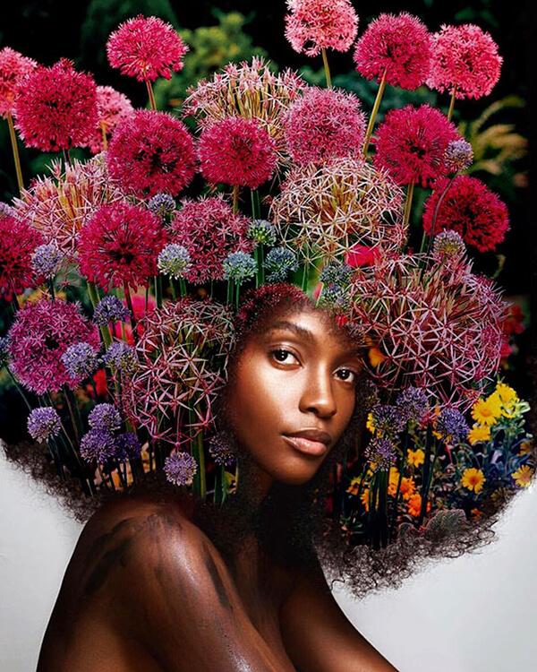 Conoce las increíbles cabelleras de estas mujeres afro4