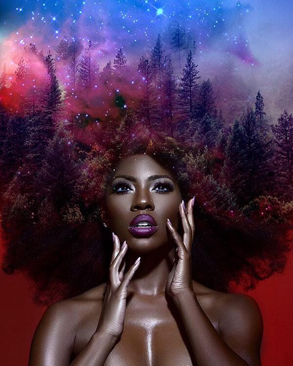 Conoce las increíbles cabelleras de estas mujeres afro5