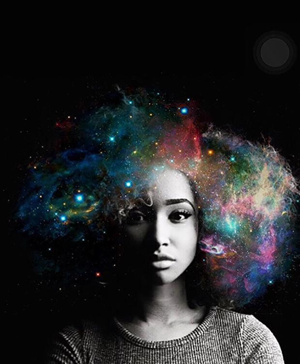 Conoce las increíbles cabelleras de estas mujeres afro9