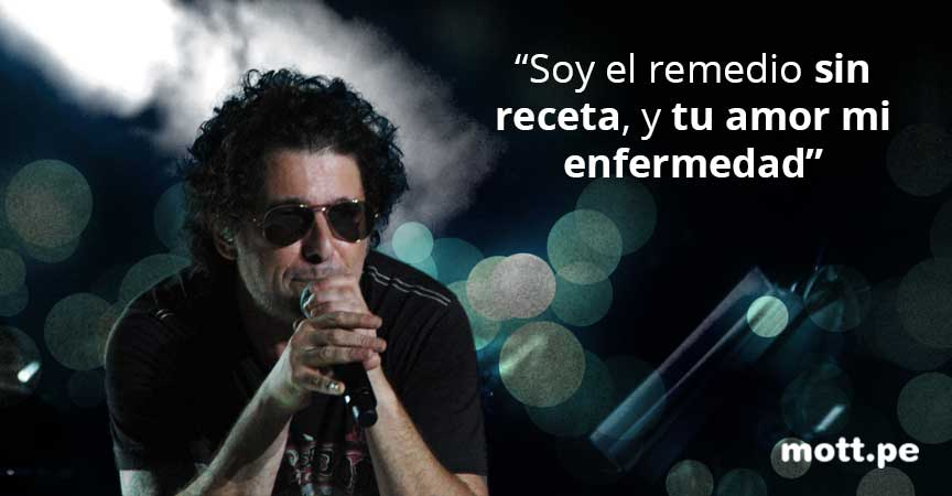 Conocidas Frases De Andres Calamaro Que Inspiran Y Encantan Mott Pe