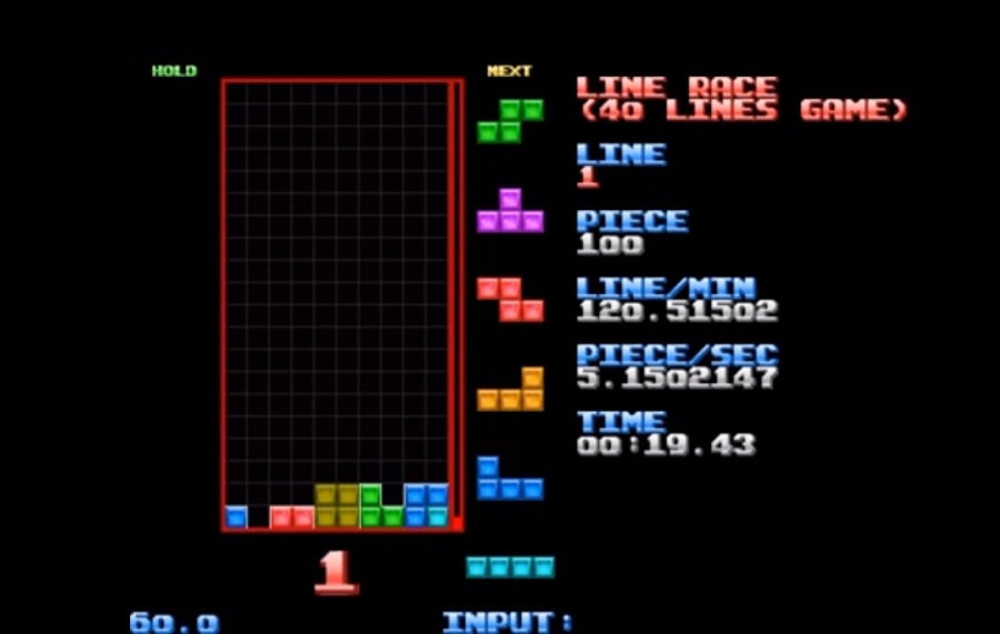 El juego de Tetris será una trilogía de películas1