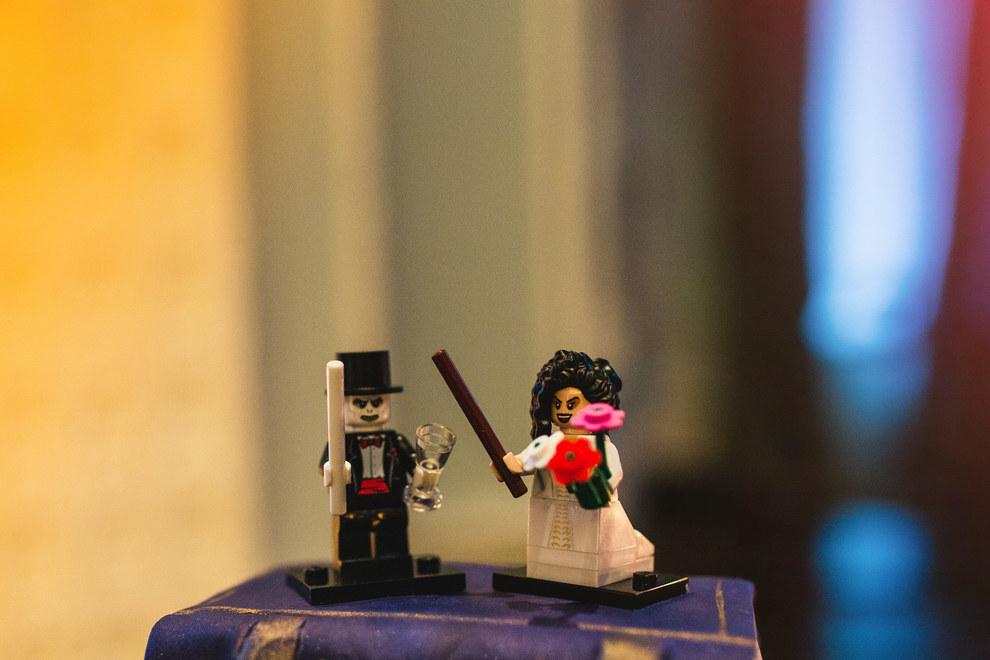 Esta boda de Harry Potter es realmente mágica y genial 19