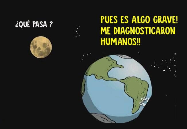 Esta conversación entre la Luna y la Tierra nos explica un gran problema de nuestro planeta 02