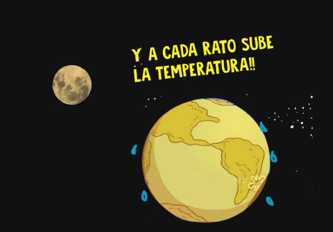 Esta conversación entre la Luna y la Tierra nos explica un gran problema de nuestro planeta 05