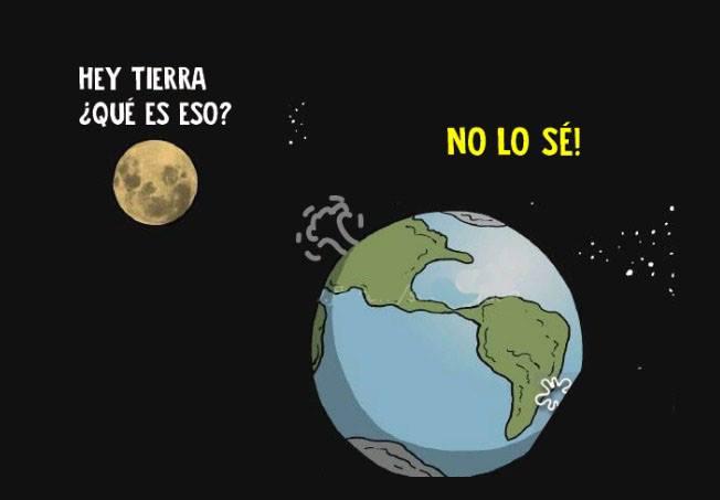 Esta conversación entre la Luna y la Tierra nos explica un gran problema de nuestro planeta 07