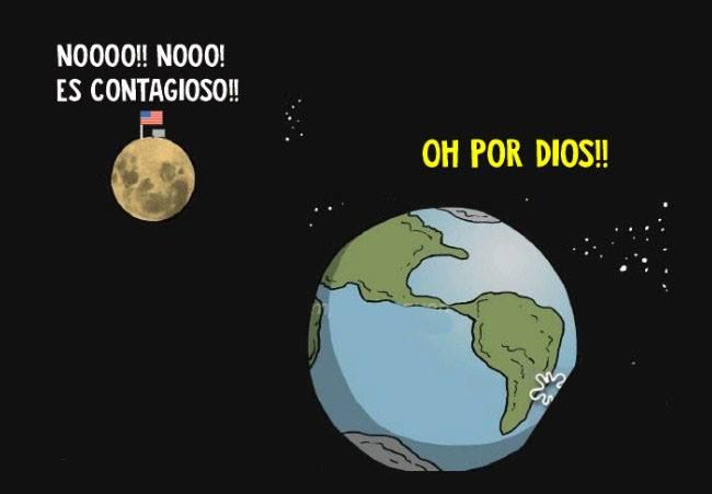 Esta conversación entre la Luna y la Tierra nos explica un gran problema de nuestro planeta 09