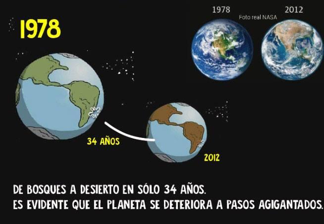 Esta conversación entre la Luna y la Tierra nos explica un gran problema de nuestro planeta 12
