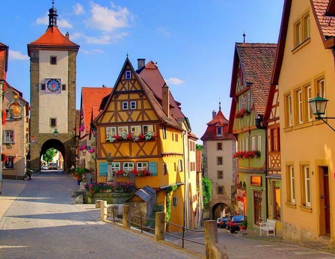 Estas asombrosas villas te harán recordar a los cuentos de hadas11