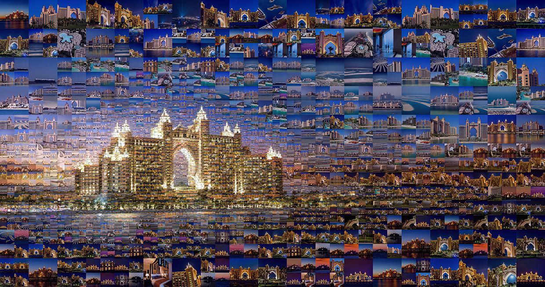 Estos mosaicos con fotografías están dando mucho que hablar 001